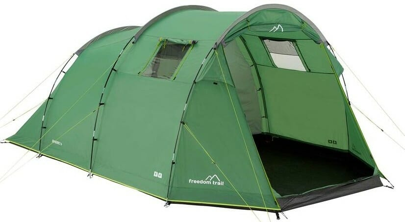 Freedom Trail Sendero 6 – Weekend Tent Review
