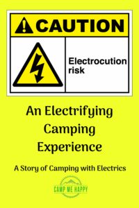 Electrifying Experience
