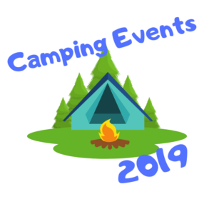 camping events 2019