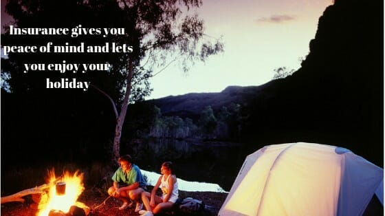 Tent and Camping Insurance