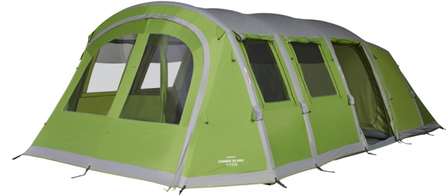 Vango Stargrove 600XL Air and Pole Tents Review
