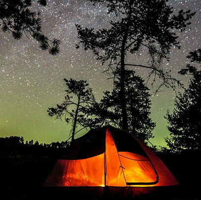 Sleeping Beneath the Stars – Dark Sky Delights