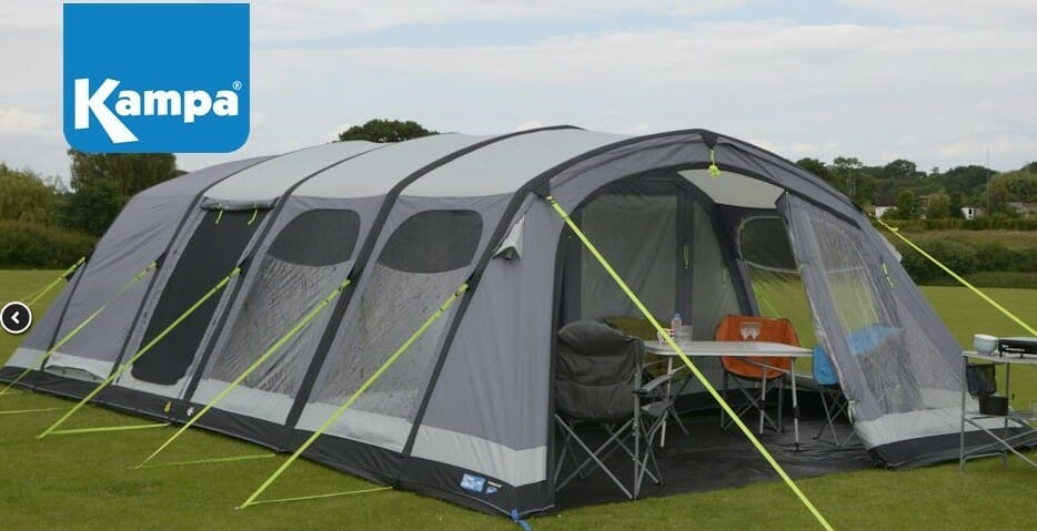 Kampa Studland 8 Air Pro Tent Review