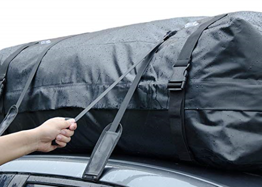 Big Daddy Roof Bag Review