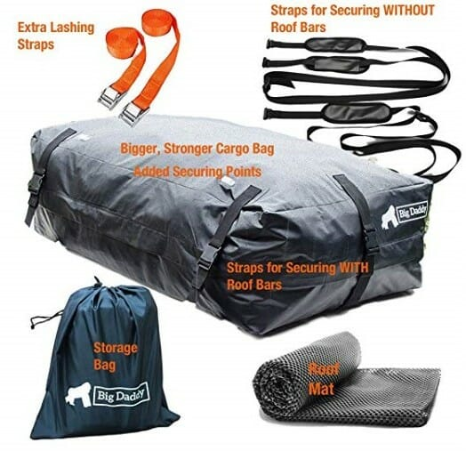 Big Daddy Roof Bag
