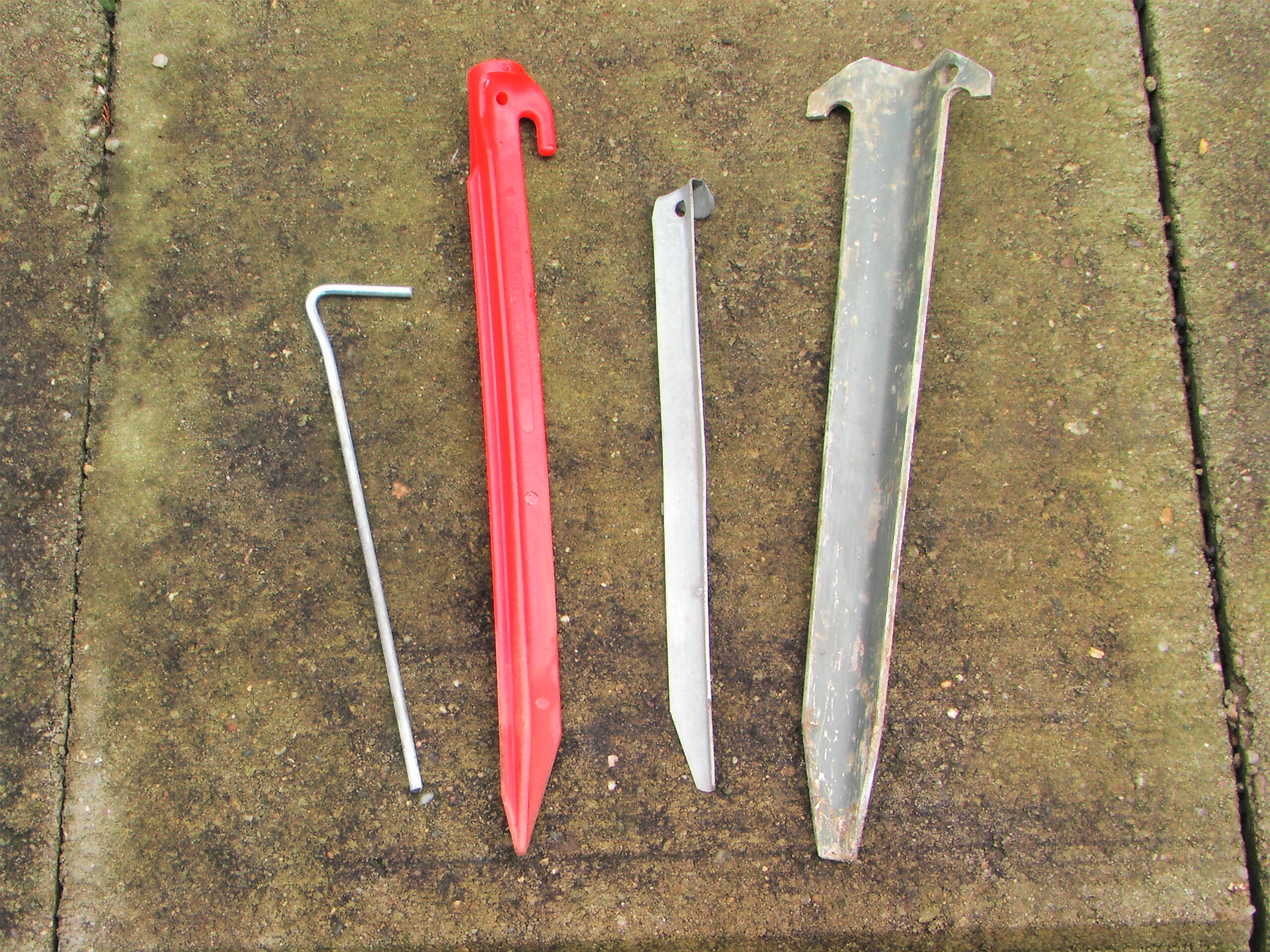 Tent Pegs – Which are Best