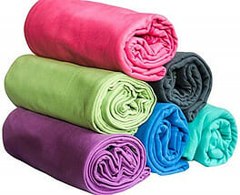 Camping Towels - Compact, Absorbant and Multi-functional