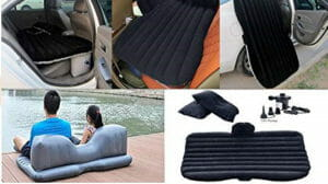 Car Bed for Rear Car Seat