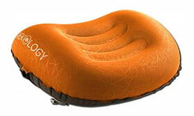 trekology Inflatable camping pillow