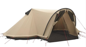 Roben Trapper Twin Tent pitched