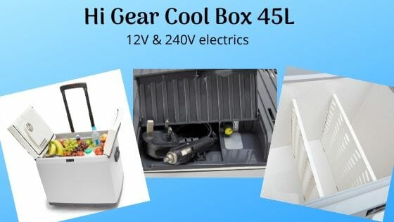 Hi Gear Cool Box 45L