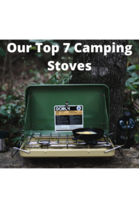 Top 7 Camping Stoves