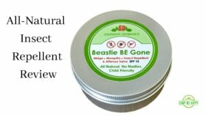 All-Natural Insect Repellent Review