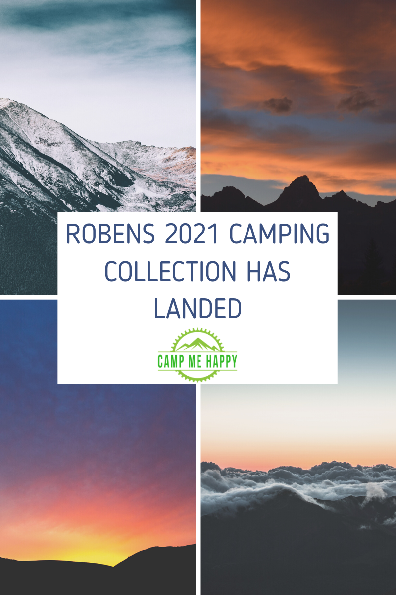 Robens 2021 Camping Collection has Landed