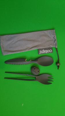 Colapz 7in1 Travel Cutlery Review