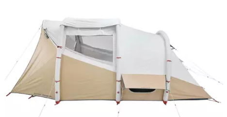 Air Seconds 5.2 Tent Side View