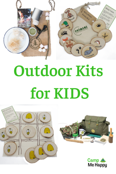 Outdoor Kits for Kids