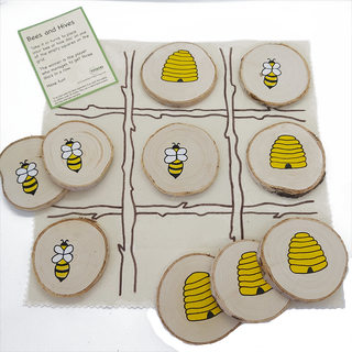 bees and hives game